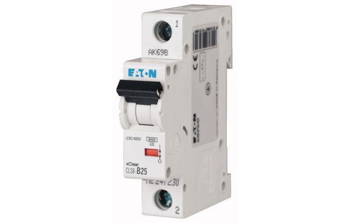 Wyłącznik nadprądowy 1-bieg. CLS6 6kA B16, CLS6-B16-DP | 270340 Eaton