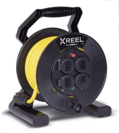 Przedłużacz zwijany X-Reel 30m OW3x2,5 4GS IP44 | 92501H48263 PCE