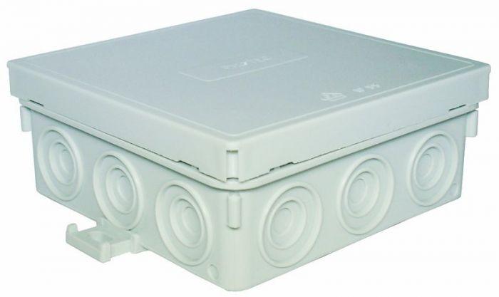 Puszka PFRAD 100100 100x100x37mm IP54/55 n/t 12 wpustów 051477 | 05101111 051477 Protec.class