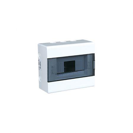 Rozdzielnica n/t SRn-8 (N+PE) IP40 198x228x95mm, biała | 1.2 Elektro-Plast Opatówek