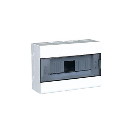 Rozdzielnica n/t SRn-12 (N+PE) IP40 190x298x95mm, biała | 1.3 Elektro-Plast Opatówek