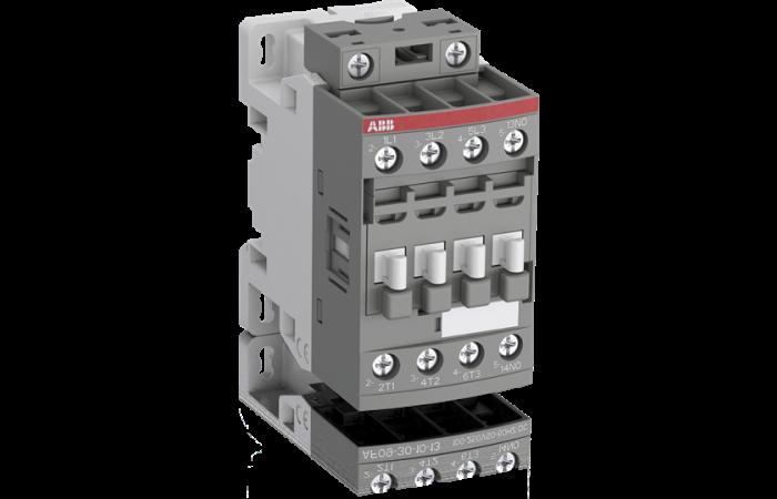 Stycznik AF09-30-01-13 3P 9A 4kW 100-250V50/60HZ-DC | 1SBL137001R1301 ABB