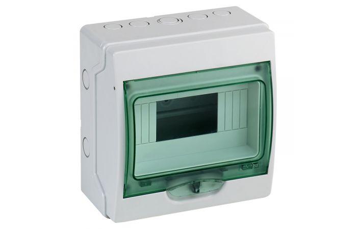 Obudowa mini Kaedra do rozdzielnicy modułowej 195x200mm 8-modułów, mini Kaedra | 13959 Schneider Electric