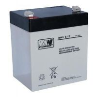 Akumulator AGM 12V 5Ah 90x70x106mm  | MWS-5-12